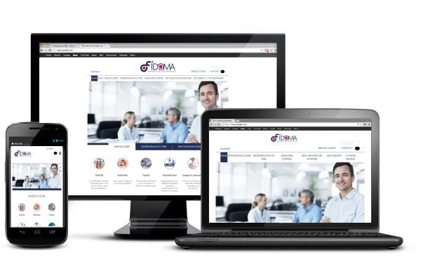 Fidoma, services d'assurance et banque à Soignies