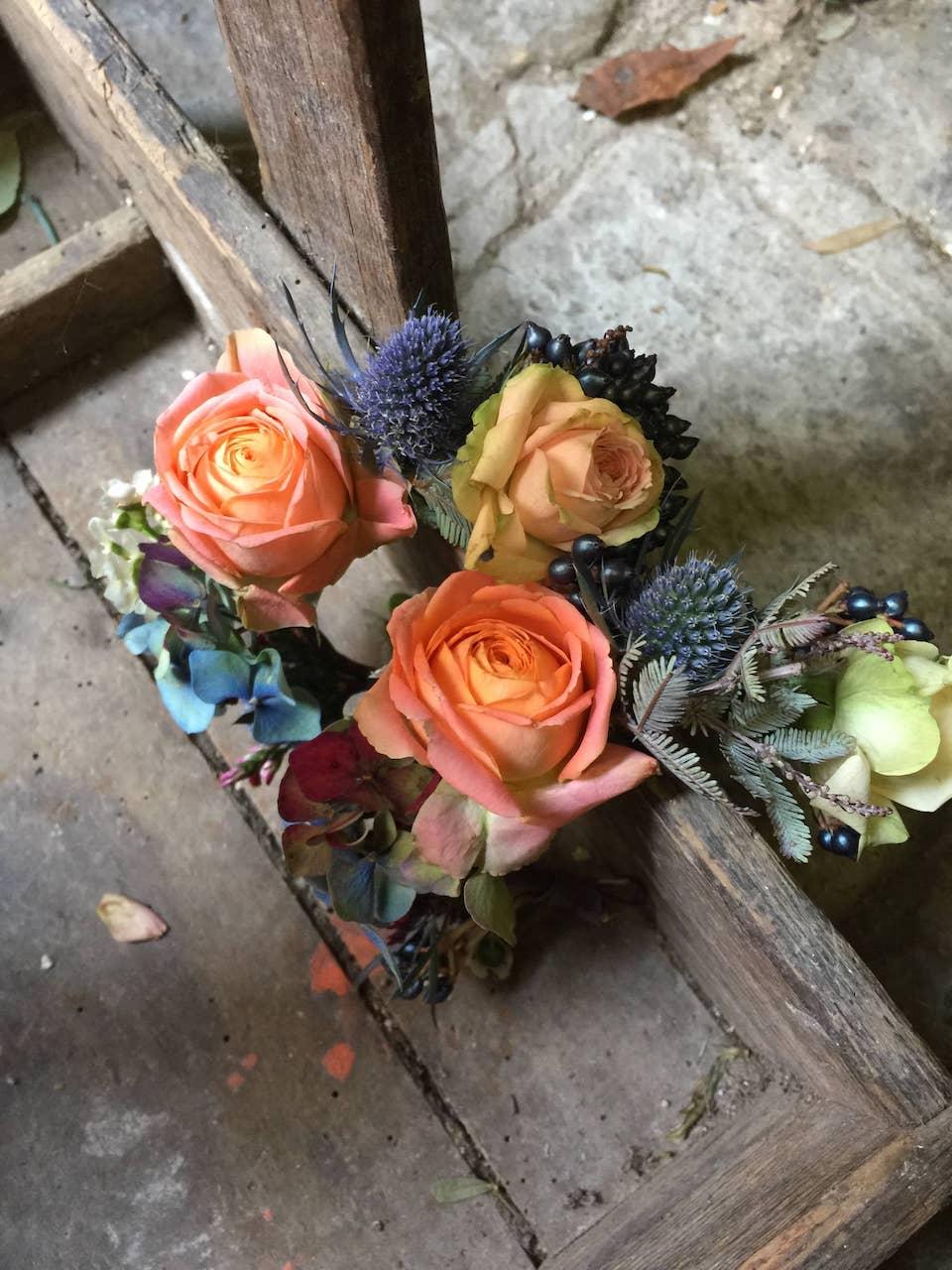 bracelet-colore-mariage-fleurs