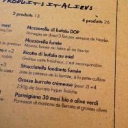 East Mamma, Bastille, italien, les foodeuses, pizza