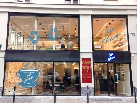 café kitsuné paris, filles du calvaire, les foodeuses, coffeeshop