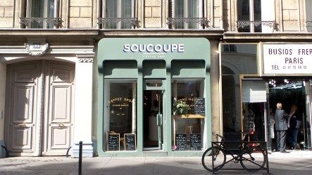 soucoupe, coffee shop, paris 10, les foodeuses, cantine bio