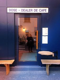 dose, dealer de cafe, batignolles, Paris 17, coffee shop, les foodeuses