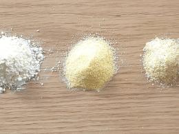 Différentes farines de maïs : polenta et fioretto