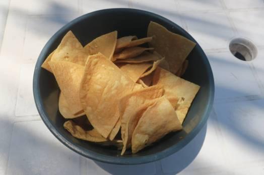 Tortillas frites