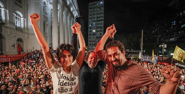 La démocratie au Brésil en mal de Lula