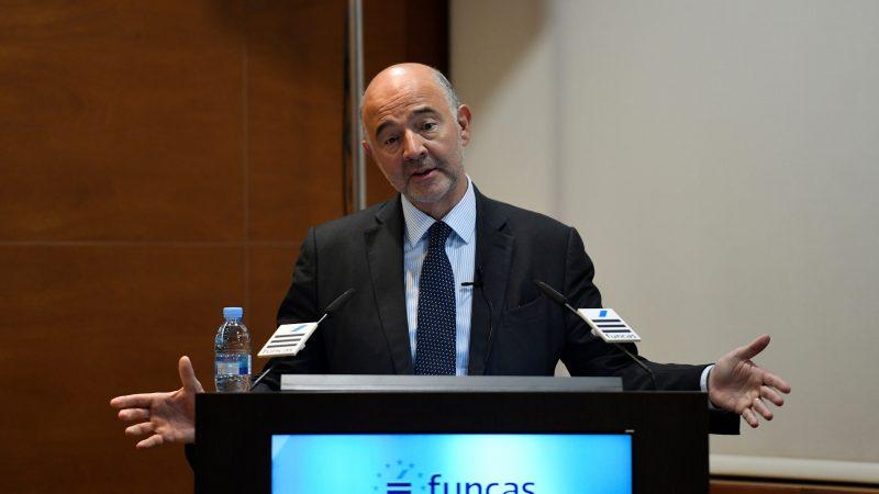 Moscovici veut une taxe numérique européenne pour Noël
