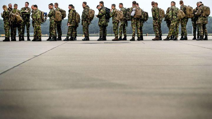 Manœuvres de l'OTAN, un message hors de prix