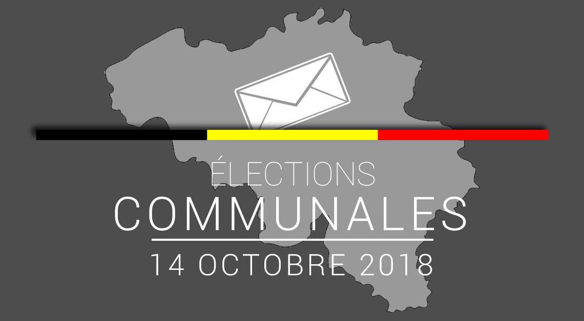 Elections municipales en Belgique dimanche 14 octobre