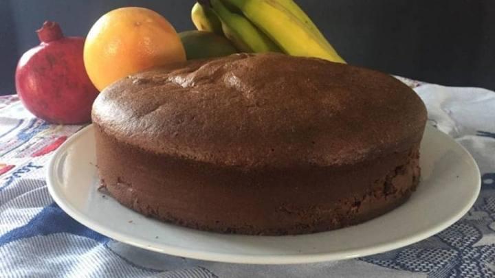 Le gâteau de Savoie de Janine