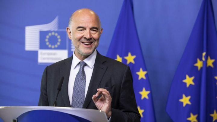 Moscovici promet la fermeté sur le budget italien