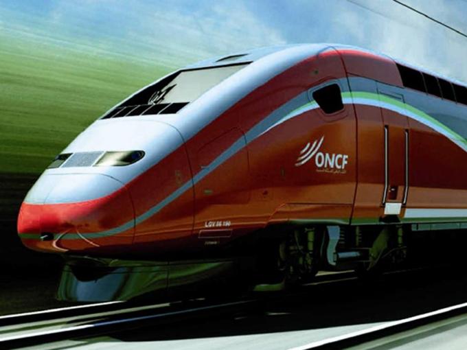 Maroc:  MVI et Emmanuel Macron inaugurent le 1er TGV d'Afrique