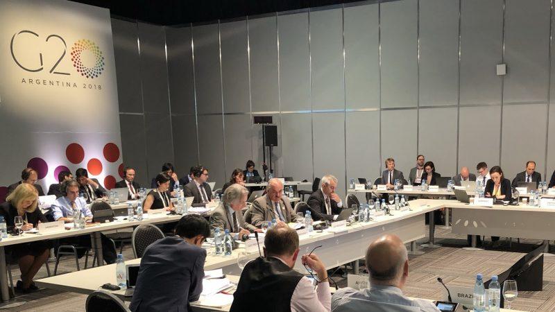 Le G20 se réunit à Buenos Aires sur fond d'état de siège
