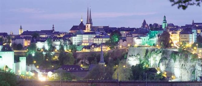 Le Luxembourg, toujours champion de la richesse par habitant en Europe