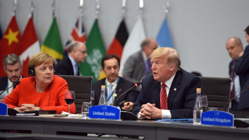 L'accord entre Jinping et Trump sauve in-extremis le G20