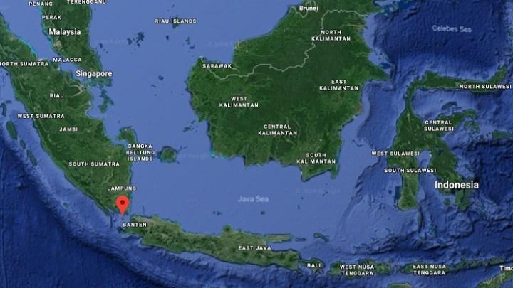 Veille après un tsunami en Indonésie
