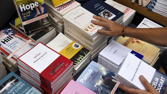 Premier bilan de la rentrée littéraire 2019