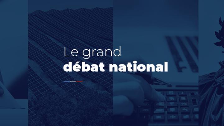 Grand débat: modalités de participation pour les Français de l'étranger – Notre sondage