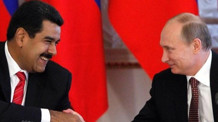 Maduro s'accroche au pouvoir avec l'armée et les Russes, comme Assad.