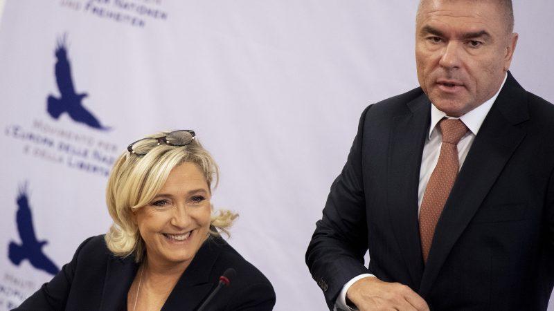 L'homme d'affaires bulgare qui veut s'allier à Marine Le Pen