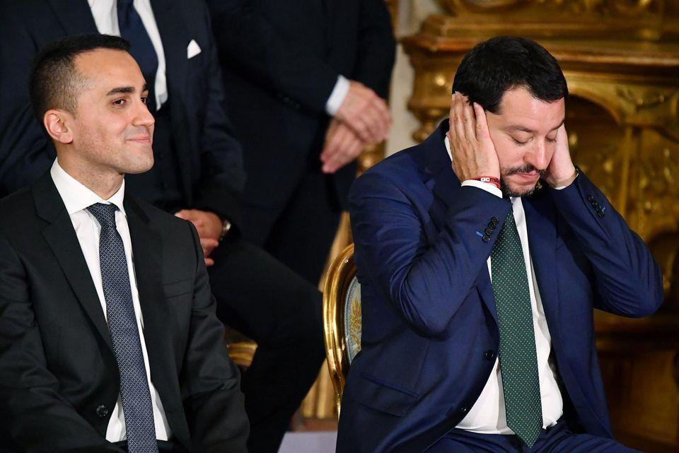 France – Italie : fortes tensions et rappel de l'ambassadeur français