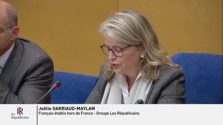 Une sénatrice des Français de l'Etranger au C.A de l'IHEDN