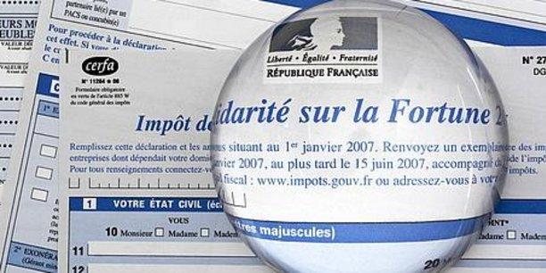 ISF, le retour : 22 députés LREM suggèrent un nouvel impôt en soutien aux PME