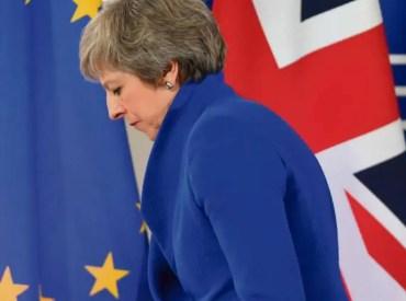 May demande l'aide de Bruxelles sur l'accord de Brexit