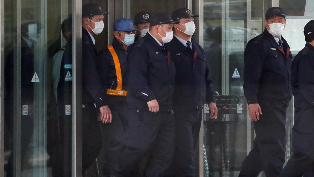 Carlos Ghosn libéré contre une caution de 8 millions d'euros
