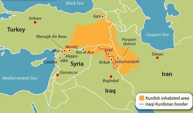 L'Europe peut naître au Kurdistan, si elle en a le courage.