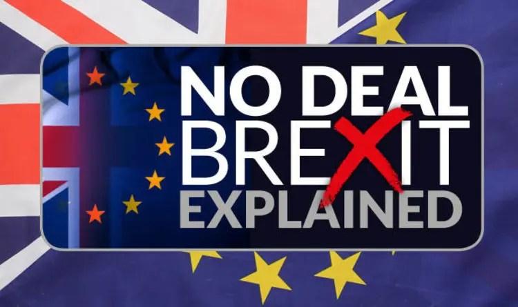 Les Européens pourraient imposer le No deal