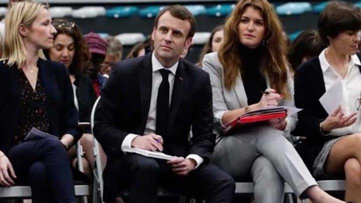 Annonces de Macron : Rafistolages et beaucoup de thèmes absents