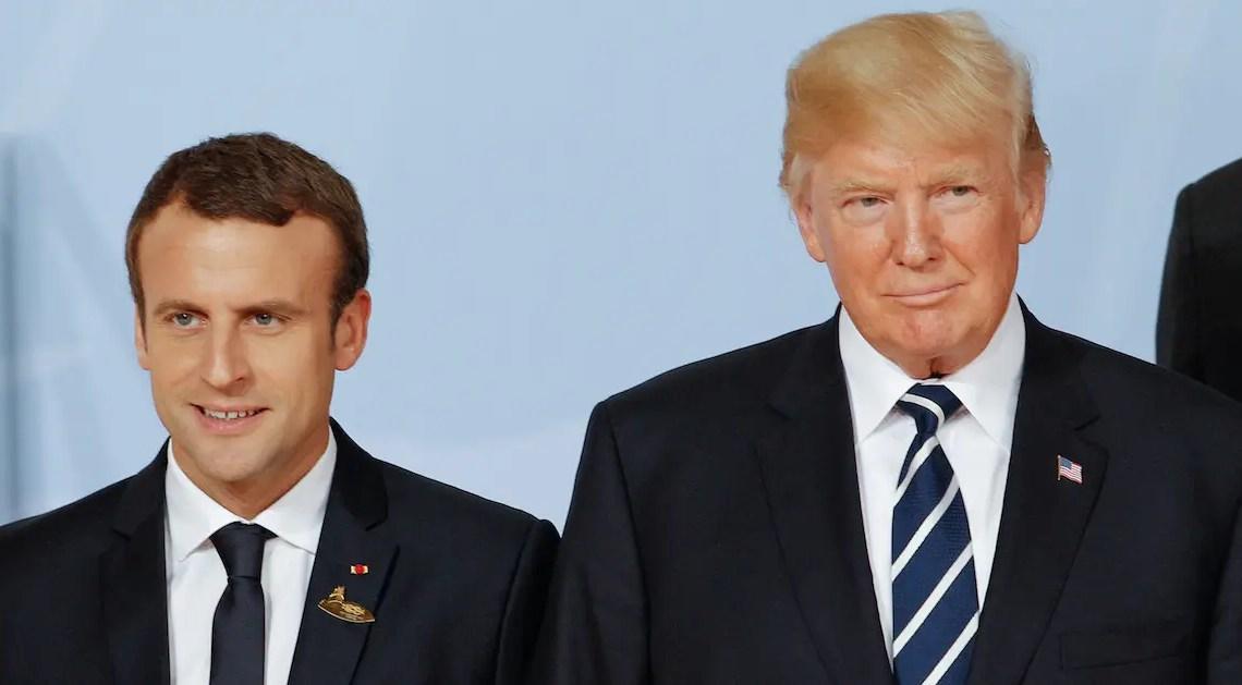 La France rechigne à ouvrir des négociations commerciales UE-États-Unis
