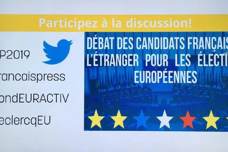 Notre débat sur les élections européennes dédié aux Français de l'étranger