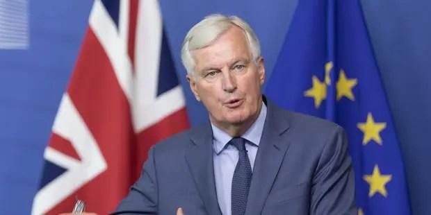 Barnier n'est pas candidat.. dans l'immédiat (?)
