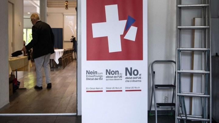 Référendum en Suisse: deux tiers des électeurs approuvent la baisse de l'impôt sur les sociétés