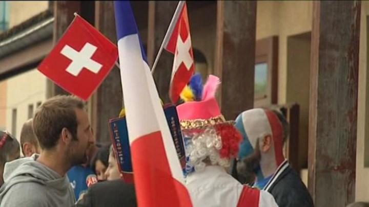 Travail frontalier : la Suisse devant le Luxembourg pour les Français.