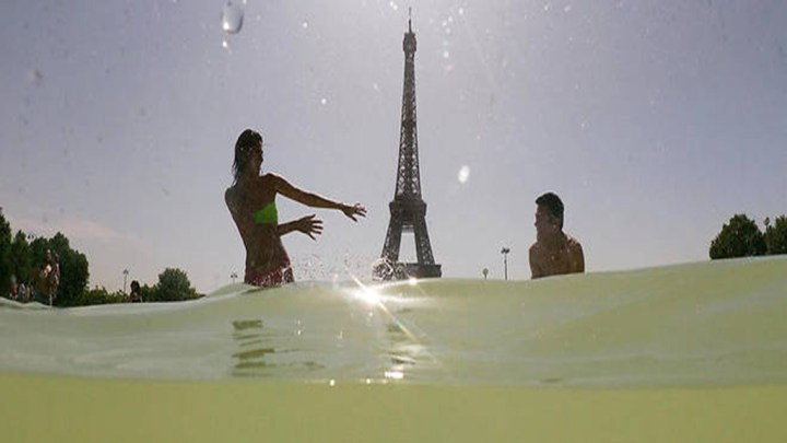 France : Canicule, les records tombent – Carte interactive
