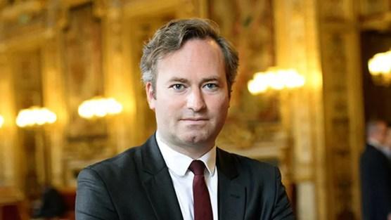 Jean-Baptiste Lemoyne - Secretaire d'Etat au tourisme et aux Français de l'Etranger