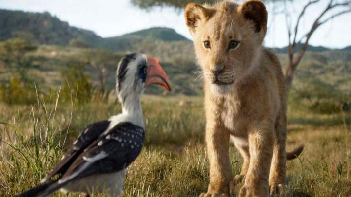 Le retour du Roi Lion au cinéma