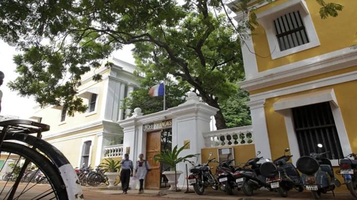 Pondichery: une présence française toujours existante malgré les remous