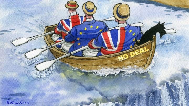 Le risque de « No deal » demeure très présent selon Jean-Claude Juncker