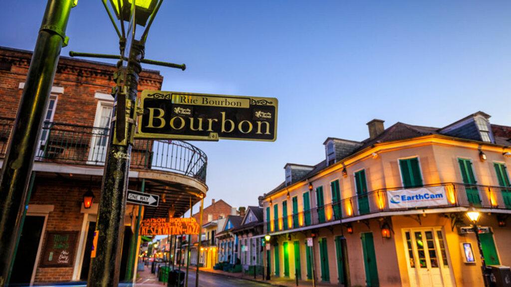 America! les traces françaises en Amérique #5 La Nouvelle-Orléans