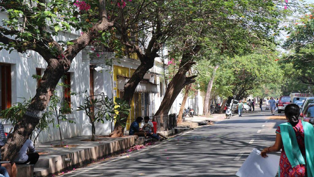 Les Français en Inde.. Pondichéry, son lycée, sa communauté…le business