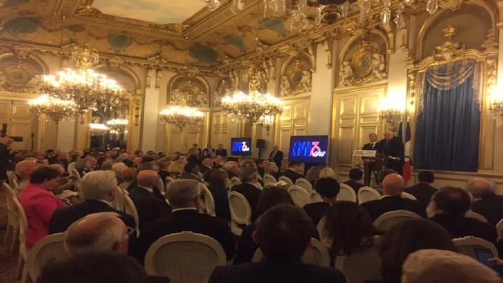 Ouverture de la semaine des Français de l'étranger au Quai d'Orsay