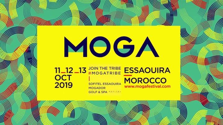 Retour sur le Moga festival d'Essaouira au Maroc