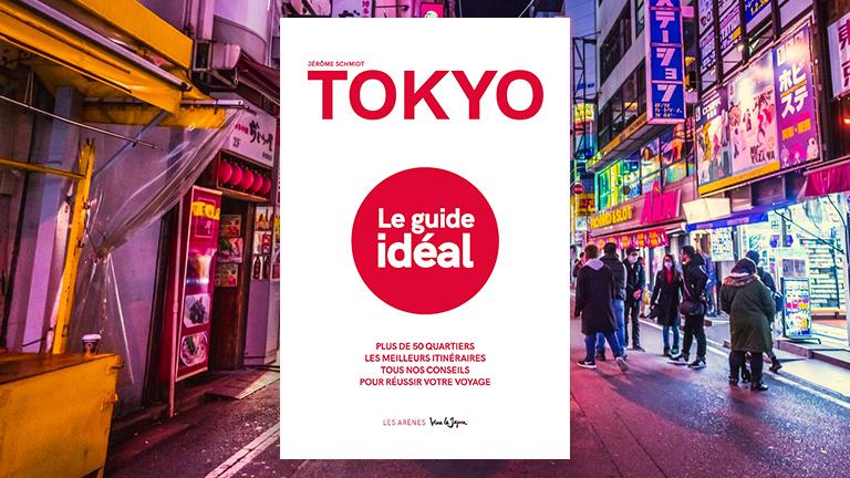 Tokyo: 50 quartiers à la loupe
