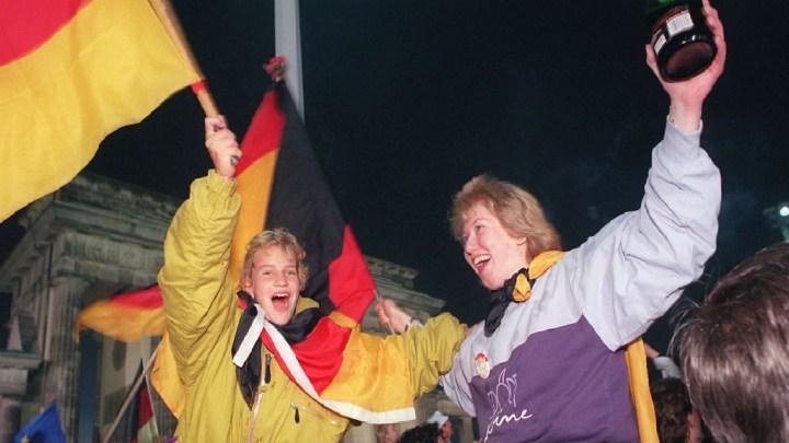 Allemagne de l'est : transferts financiers et migrations.