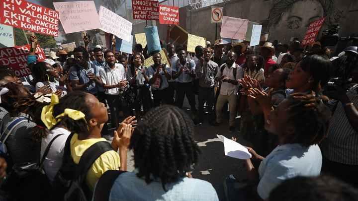 Un couple de Français, venu adopter, abattu en Haïti