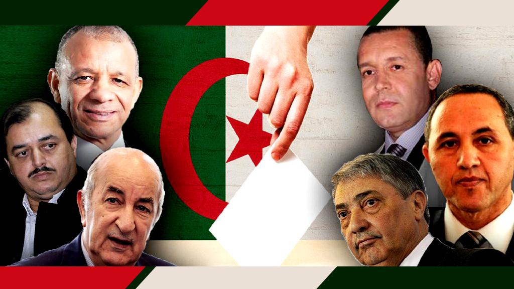 L'Algérie face au mur du passé