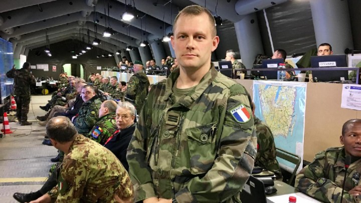 Jeux militaires mondiaux en Chine, la France, 4ème, gagne aussi le prix du Fair Play.